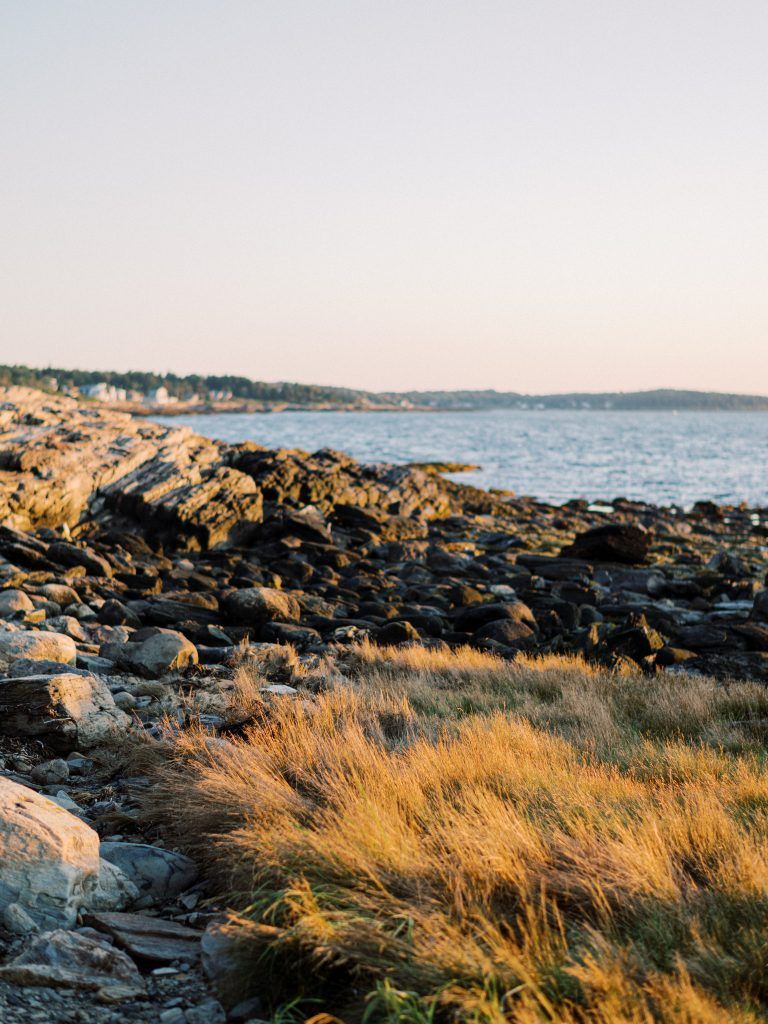 Giant's Stairs Fine Art Wedding Photography Harpswell, Maine