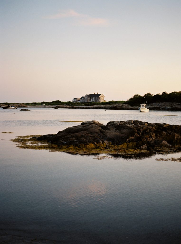 Sunset at Newport Rhode Island taken by Philadelphia Wedding Photographer Matt Genders